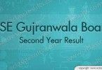 Gujranwala Board 2nd Year Result 2018