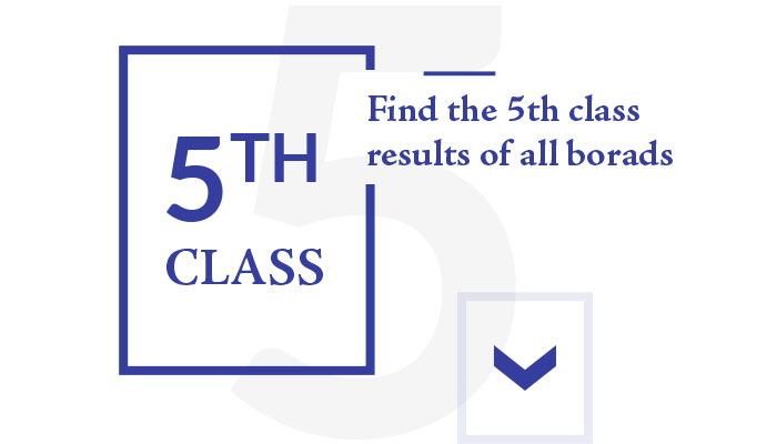5th Class Result 2021