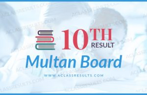 Multan Board 10th Result 2018